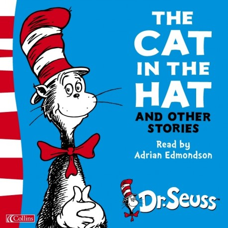 The Cat in the Hat and Other Stories (Dr Seuss) [Audiolibro, CD]