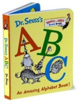 Dr. Seuss's ABC: An Amazing Alphabet Book