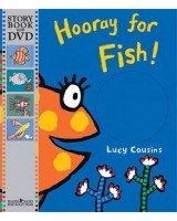 Hooray for Fish! Book + DVD