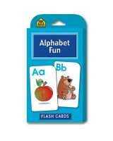 Alphabet Fun Flash Cards