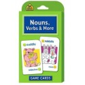 Nouns, Verbs & More Game Cards