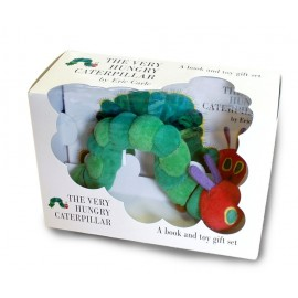 The Very Hungry Caterpillar Set (libro+juguete)