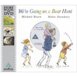 We're Going on a Bear Hunt + DVD