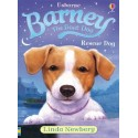 Barney The Boat Dog Rescue dog