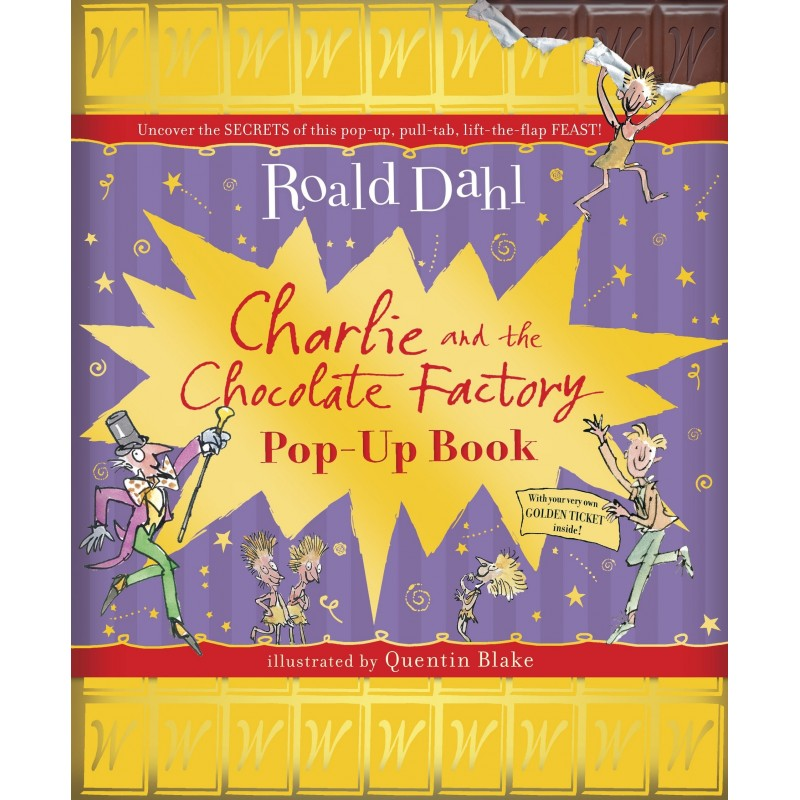 charlie and the chocolate factory summary
