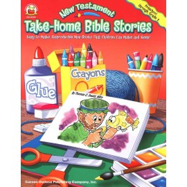 New Testament Take-Home Bible Stories grade 2