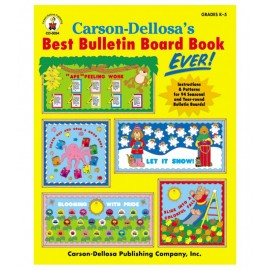 Carson-Dellosa's Best Bulletin Board Book Ever Resource Book