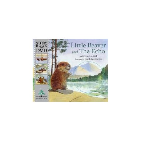 Little Beaver and the Echo (Libro+ DVD)