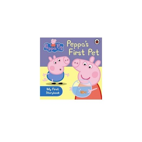 Peppa's First Pet