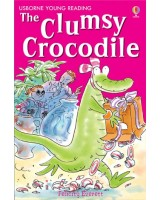 The clumsy crocodile + CD