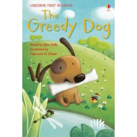 The Greedy Dog + CD