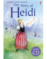 The Story of Heidi + CD