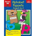Alphabet Puppets From A To Z