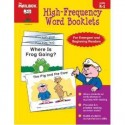 High-Frequency Word Booklets