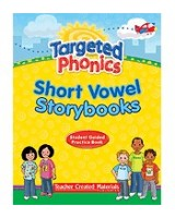 Targeted Phonics: Short vowel story books