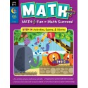 MATH PLUS: Step In, Grade K–1
