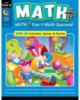 MATH PLUS: Step Up, Grade PreK–K