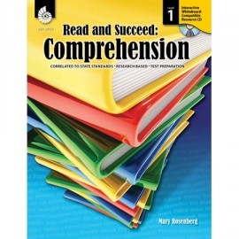 Read and Succeed: Comprehension Grade 1 + CDROM