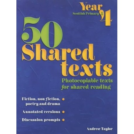 50 Shared Texts for Year 4