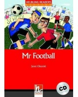 Mr Football with Audio CD