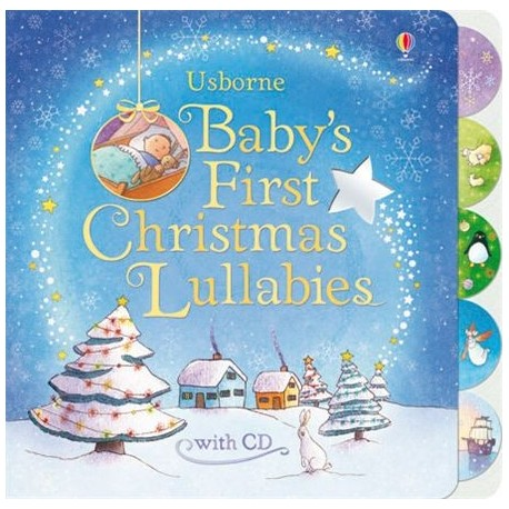 Baby's first Christmas lullabies + CD