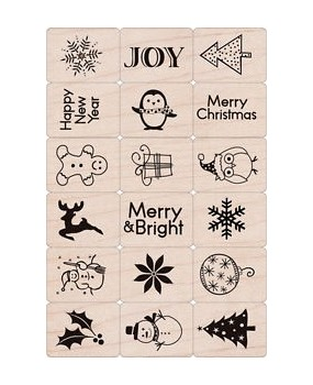 Stamps Crhistmas Holiday