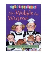 Mrs. Wobble the Waitress