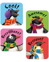 Penguins Stickers