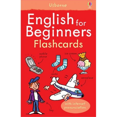 English for Beginners Flashcard