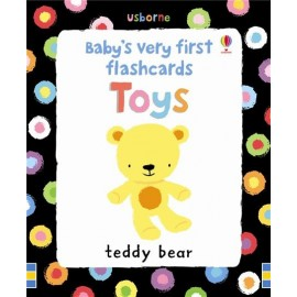 Baby's very first flashcards Toys