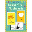 Baby's first flashcards