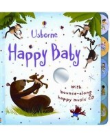 Happy baby book + CD