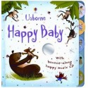 Happy baby book with bounce-along CD