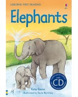 Elephants + CD