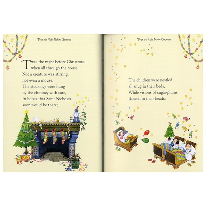 Usborne Illustrated Stories for Christmas - English Wooks