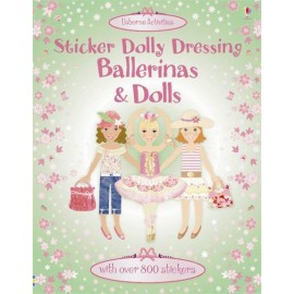 Sticker dolly dressing - Ballerinas & Dolls