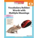 Vocabulary Builder: words with multiple meanings 5-6