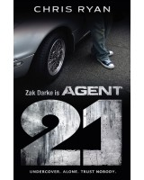 Zak Darke is Agent 21