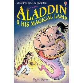 Aladdin & his magical lamp + CD