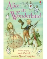 Alice in Wonderland + CD