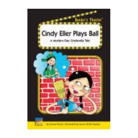 Cindy Eller Plays Ball