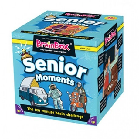 BrainBox Senior Moments