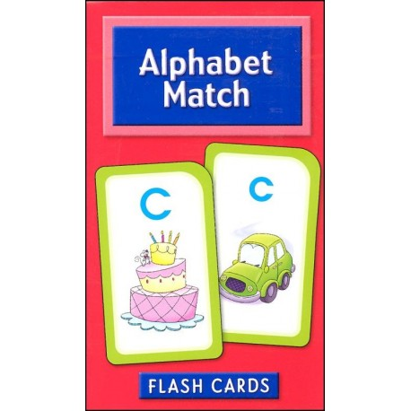 Alphabet Match Flashcards