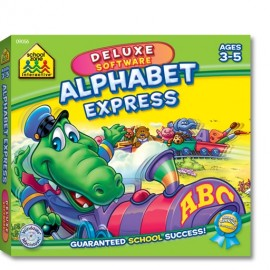 Alphabet express deluxe software