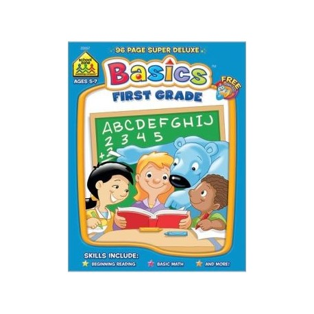 First Grade Basics Workbook