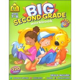 Big Workbook Second Grade 7-8