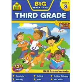 Big Workbook Third Grade 8-9