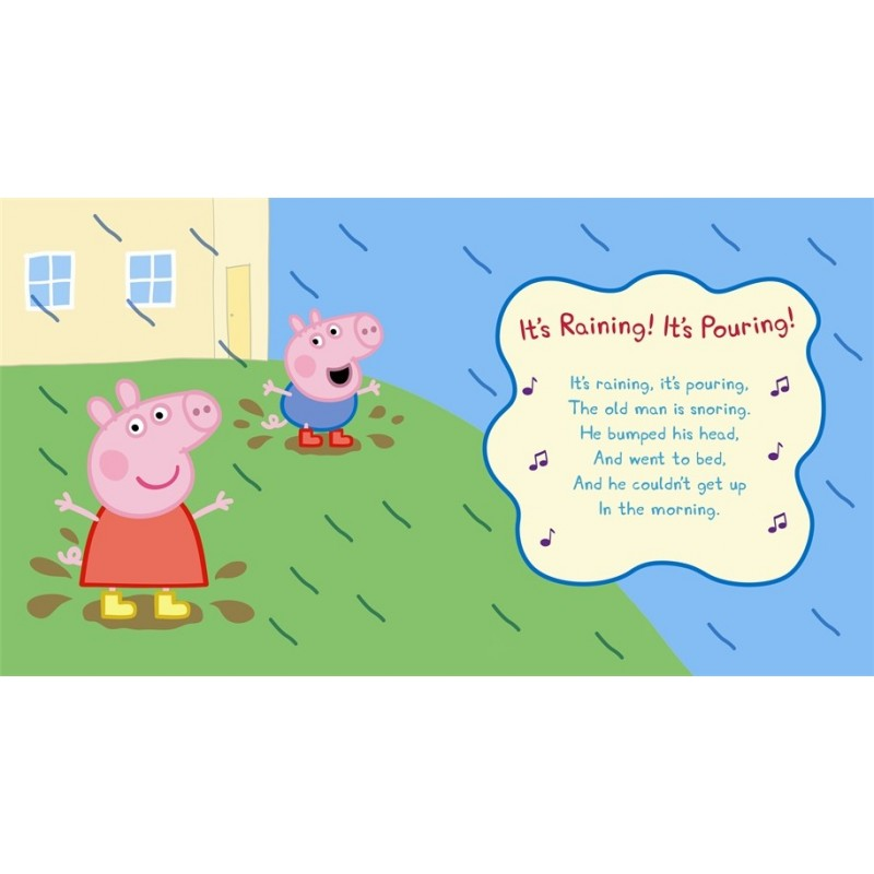 Peppa Pig Nursery Rhymes And Songs
