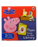 Peppa pig: peppa goes to the Library2