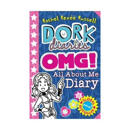 Dork Diaries - OMG All about me Diary